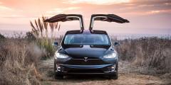 Tesla Model X 100D  Еще одна модель от Илона Маска,Model X 100D,может без подзарядки преодолеть 475км — на 10км больше, чем P100D.