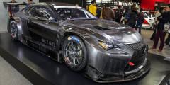 Lexus GT3  Команда Lexus Gazoo Racing разработала на базе купе RC-F гоночную версию для серии GT3. Машину с мотором V8 проверят на выносливость на «24 часах Дейтоны» в конце января. Всего компания планирует в этом сезоне представить четыре автомобиля на различных гонках в США и Японии.