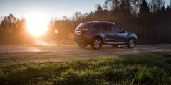 У Nissan Terrano неплохой по меркам сегмента багажник - 475 л без манипуляций с задним диваном.