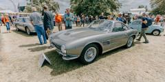 1960 Aston Martin DB4GT Bertone Jet Coupe