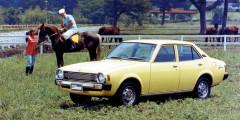 Mitsubishi Lancer Sedan 1976