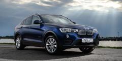BMW X4 — 88,79%