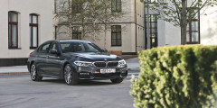 Внешне новая «пятерка» BMW напоминает флагманский седан 7-Series