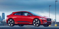 Jaguar E-Pace  Во Франкфурт Jaguar планирует привезти свой самый компактный кроссовер — E-Pace. Информация о технической начинке новинки держится в секрете. При это Jaguar уже отчитался о полномасштабных тестах SUV в суровом климате за Северным полярным кругом и в жарких условиях Дубая. Внешне E-Pace, скорее всего, будет похож на концепт I-Pace, представленный в прошлом году.