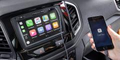 Обновленная медиасистема, получившая функцию поддержки Apple CarPlay и Android Auto, должна перейти с XRAY Сross и на обычные XRAY.