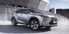 Lexus NX — 91,07%