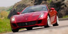 Ferrari 599 GTB Fiorano На смену Panamera пришел еще более яркий спорткар с мотором мощностью 620 л.с., и его Шуфутинский опять водил сам. Правда, нечасто.