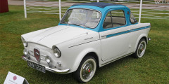 1964 Neckar Weinsberg Coupe