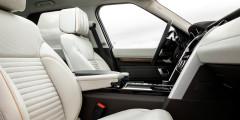 Новый Discovery сохранил фирменную высокую посадку, которую в Land Rover называют «командирской».