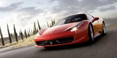 Ferrari 458 Italia  Звезда фильма «Трансформеры 3: Темная сторона Луны» — Ferrari 458 Italia — оценивается примерно в 190 тыс. евро. Таких денег на покупку машины не пожалел немецкий форвард «Арсенала» Месут Озил. Чем спортсмена не устроил 570-сильный среднемоторный суперкар, не известно, однако в конце прошлого года новым приобретением футболиста стал внедорожник Mercedes G63 AMG за 145 тыс. евро.