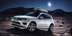 Volkswagen Touareg  Все версии Touareg в России оснащаются моторами мощнее 200 лошадиных сил. Это означает возможную прибавку в 97 тыс. руб. (за 204 л.с.), 117 тыс. руб. (за 245 л.с.) и 120 тыс. руб. (за 249 л.с.).