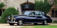 Пятое поколение «Фантома» обзавелось мотором V8 объемом 6,2 л и американским 4-ступенчатым «автоматом» Hydramatic. В 1963 г. автомобиль перенес рестайлинг и получил сдвоенные прямоугольные фары. Кузова для машины по-прежнему изготавливали ателье с громкими именами, но их количество сократились, а оставшиеся принадлежали Rolls-Royce. Продажи «пятого» Phantom оказались невысокими: всего до 1968 г. выпустили 800 с небольшим машин.