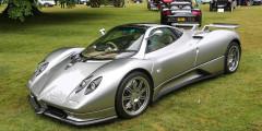 2002 Pagani Zonda C12S