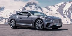 Bentley Continental GT. Министр транспорт ВиталийСавельевзадекларироваланглийский спорткар.