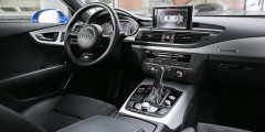 Камера заднего вида для Audi A7 доступна толькоза доплату.