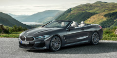 BMW 8-Series Cabrio