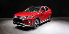Победитель в первой номинации – Mitsubishi Eclipse Cross – набрал 38% голосов