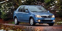 Renault Logan  Среди новых автомобилей Logan занимает 15 место попродажам:5,8тыс. реализованных экземпляров запервые три месяца года. На вторичном рынке модель шестая споказателем в14,9тыс. проданных экземпляров, чтона2% лучше прошлогоднего результата.