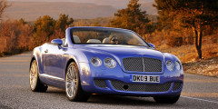 Bentley Continental GTC Speed (285 750 руб. в год)   Bentley Continental GTC Speed — один из самых мощных и быстрых классических кабриолетов. Мотор W12 развивает 635 л.с., разгон до «сотни» занимает 4,4 с, а максимальная скорость превышает 325км в час. Цена соответствующая — свыше 17 млн руб., то есть для транспортного налога действует повышающий коэффициент 3. Таким образом, владельцу кабриолета придется заплатить 285750 рублей.