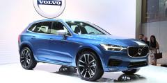 Кроссовер Volvo XC60 нового поколения стал крупнее и вместительнее предшественника, в длину он вырос до 4690 мм, а колесная база прибавила 91 миллиметр. Автомобиль должен стать еще безопаснее: комплекс City Safety умеет подруливать и предотвращает выезд на встречную полосу. Кроме того, XC60 оснащается системой полуавтономного вождения Pilot Assist, которая работает на скорости до 130 км в час.