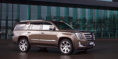 Cadillac Escalade Шуфутинский искренне любит марку, но еще больше – ее флагманский внедорожник. До недавних пор он владел машиной предыдущего поколения, которую сменил на новую.