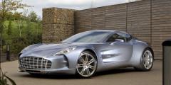 Aston Martin One-77  Суперкар Aston Martin был выпущен ограниченным тиражом в 77 экземпляров. Все машины были распроданы еще за год до премьеры автомобиля. На одном из них по улицам турецкой Антальи сейчас ездит камерунский футболист Самуэль Это'О. Под капотом суперкара — 12-цилиндровый V-образный атмосферный двигатель объемом 7,3 л мощностью 760 лошадиных сил.