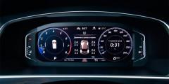 Volkswagen Tiguan 2021 в горах: сравниваем моторы 2.0 и 1.4