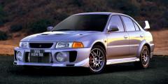 Mitsubishi Lancer Evolution V 1998