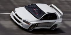 Mitsubishi Lancer Evolution MIEV Concept 2005