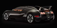 Bugatti Veyron Sang Noir— 12 экземпляров.