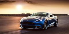 Aston Martin Vanquish S  Сайт официального дилера Aston Martin в России пестрит анонсами того, что очень скоро появятся новые модели марки. Возможно, они перебьют по стоимости самую дорогую в Россиина текущий момент версию Vanquish S, которая стоит 24900000 рублей.