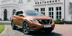 Nissan Murano  Большой «японец» тоже может стать жертвой новых акцизных ставок. Большая часть Murano продается с 3,5-литровым бензиновым «атмосферником» мощностью 249 л.с., что означать возможное подорожание на 120 тыс. рублей.