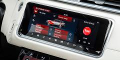 Ходовые характеристики автомобиля можно настроить индивидуально. Например, сделать подвеску комфортной, а руль острым.