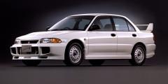 Mitsubishi Lancer Evolution III 1995