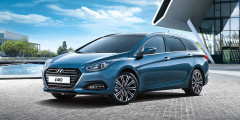 Hyundai i40 универсал  В предыдущий лимит практичный универсал i40 невписывался: минимальная стоимость модели составляла 1304000 рублей. С новыми рамками потенциальный покупатель может приобрести бензиновую версию со150-сильным мотором. Причем, дажевсредней комплектации Active Plus—такой автомобиль стоит 1404000 рублей.