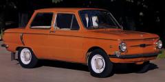 ЗАЗ 968 Такую машину певец выкупил у товарища после того, как разбил «Москвич». Но поездить не успел – угнали.