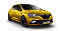 Renault Megane RS Новый Renault Megane RS в камуфляже дебютировал на Гран-при Монако, а премьера машины состоится во Франкфурте осенью. По предварительным данным, автомобиль получит турбомотор 1,8 л мощностью 300 л.с. и с моментом 400 ньютон-метров с «механикой» или «роботом». Привод будет только передний, но с блокировкой межколесного дифференциала. Шасси предложат в двух вариантах: для трека и каждодневного движения. За доплату тот и другой вариант можно сделать полноуправляемым.