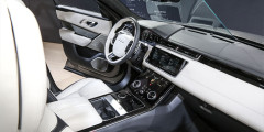 Автомобиль построен на той же платформе, что и Jaguar F-Pace