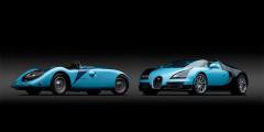 Bugatti Veyron Grand Sport Vitesse Jean-Pierre Wimille— посвящена заводскому гонщику Bugatti, добывшему победы в 24 часах Ле-Мана в 1937 и 1939 годах.