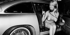 5. Aston Martin DB5, автосалон в Нью-Йорке, апрель 1965 года