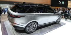 У Velar самый низкий коэффициент аэродинамического сопротивления (0,32) среди всех моделей в истории Land Rover