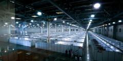 В одном из павильонов торгово-выставочного комплекса «Крокус Экспо» разместится дополнительный стационар Красногорской городской больницы №1