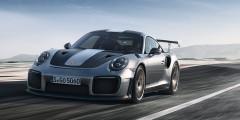 Porsche 911 GT2 RS  В рекламе 700-сильного суперкара соревновались бывший гонщик Формулы-1 Марк Уэббер и главный тест-пилот немецкой марки Вальтер Рерль. Самый быстрый и мощный в семействе 911 Porsche в России можно купить за 19245000 рублей.