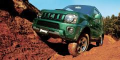 Suzuki Jimny Продано в феврале: 2 автомобиля  Suzuki Jimny – один из самых необычных автомобилей на рынке: настоящий внедорожник в малом классе. И один из самых дефицитных: у дилеров закончились запасы машин. В феврале продано только два автомобиля, а поставки новой партии намечены на апрель. Сейчас за внедорожник 2016 г. просят минимум 1 129 000 рублей.