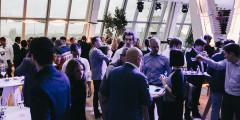 Основное предназначение Lexus Dome – проведение презентаций. Первое же мероприятие – открытие площадки и российская презентация LC – собрало большое количество гостей.