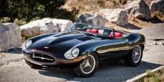 Eagle Speedster  Маленькая компания Eagle E-Types с начала 1990-х специализируется реставрации классических Jaguar E-Type. При этом машины можно оснастить климат-контролем, современной аудиосистемой и усилителем руля. Со временем компания разработала собственный мотор объемом 4,7 л на основе ягуаровской рядной «шестерки» и свою коробку передач. А позже начала неспешный выпуск собственных спорткаров Eagle Speedster, стилизованных под оригинальный E-Type.