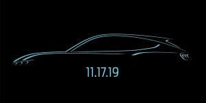 Новый кроссовер Ford в стиле Mustang сфотографировали с серийным кузовом