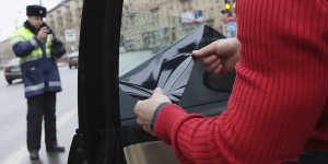 Тонировка по ГОСТу | Разрешенная тонировка передних стекол