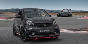 Brabus Vypustil 600 Silnyj Mercedes Benz Glc Autonews