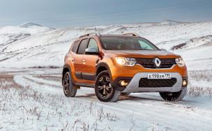 Тест-драйв нового Renault Duster: неудобные вопросы инженеру